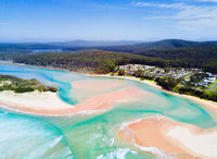 Idyllic beaches of Durras Australia
