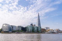 London downtown skylines