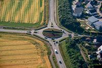 Kreisverkehr Seppenrade