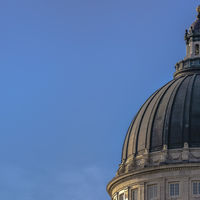 Dome roof of Utah State Capital Building