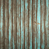 wooden planks painted