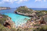 Turquoise Calo des Moro Mallorca