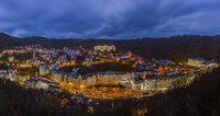 Karlovy Vary in Czech Republic