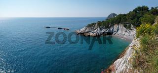 Badebucht am 'Punta del Maiolo' - Ligurien