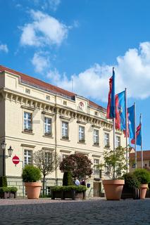 historisches Rathaus in Havelberg