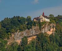 Burgrestaurant Gebhardsberg Bregenz, Österreich