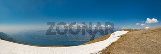 Monte Baldo am Gardasee   Norditalien