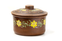 Ukrainian pots