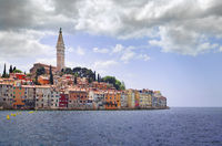 Rovinj Town West Side