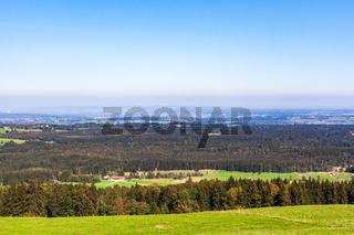 szenische Ansicht der Landschaft gegen Himmel