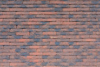 Background brick wall without cement