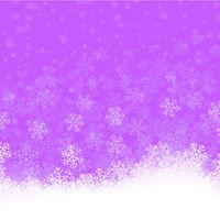 Snowflakes Pattern. Winter Christmas Decorative Texture