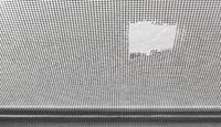 Torn mosquito screen