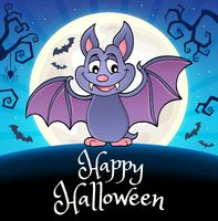 Happy Halloween composition image 8
