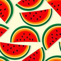 Fresh watermelon pattern