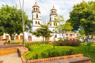 Catholic Parish Municipal Floridablanca Colombia