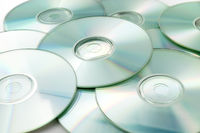 CD, DVD stack