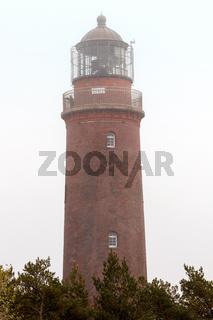 Leuchtturm 004. Fischland Darss Zingst. Deutschland