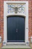 prachtvolle Tür anno 1794