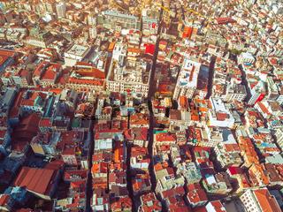Cityscape Istanbul, Turkey