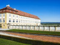 Baroque castle historical site
