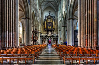 St. Salvator's Cathedral - Bruges.