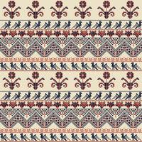 Palestinian embroidery pattern 39
