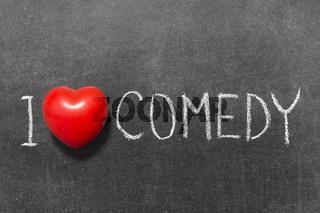 love comedy