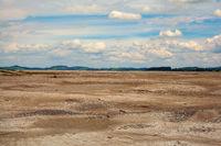 Forggensee ohne Wasser