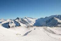 Schlegeis Gletscher