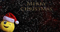 Background for creating a holiday greeting card