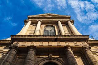 Historisches Gebäude in Paris, Frankreich