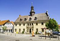 Rathaus Bad Belzig, Brandenburg, Deutschland