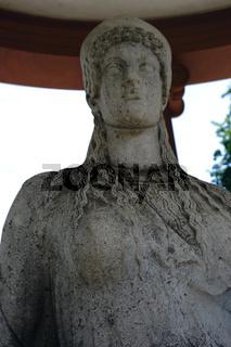 Skulptur Elisabethenbrunnen Bad Homburg