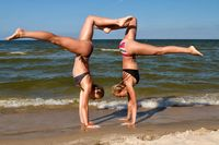 sport im Urlaub
