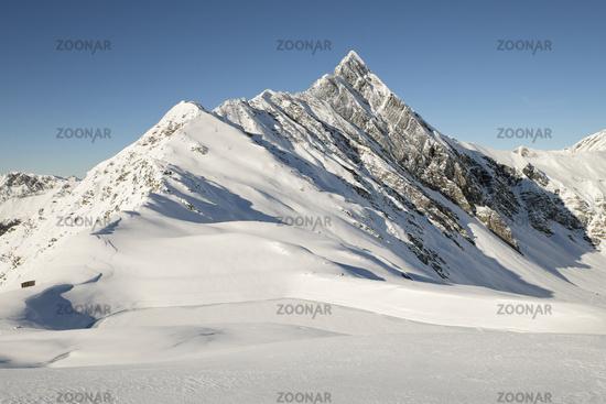 Hornspitze - Tuxer Alpen