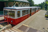 Suburban cogwheel  railway