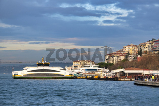Docks of Uskudar
