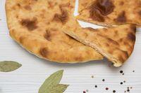 Ossetian baked pie