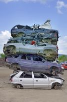 Recycling Cars Stack