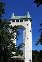Schönbergturm bei Pfullingen, Schwäbische Alb, Baden Württemberg, Deutschland