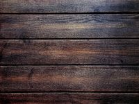 black wood texture, dark wooden abstract background.