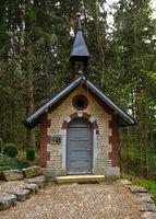 Nothelferkapelle und Kreuzweg beim Dreifaltigkeitsberg, Schwäbische Alb