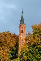 Herbstimpressionen auf Rügen