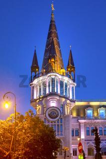 Batumi astronomic clock