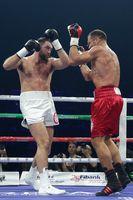 Boxer Kubrat Pulev and Hughie Fury
