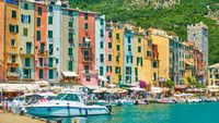 Waterfront in Porto Venere