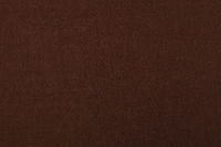 Dark brown felt background texture close up