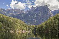 Piburger See im Ötztal in Tirol