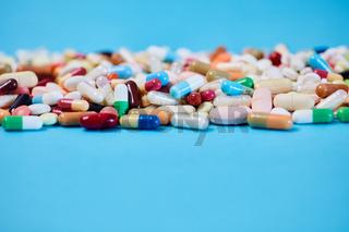 Arznei Medikamente Medizin Hintergrund